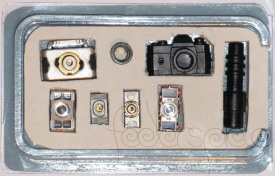 Minikameraauf